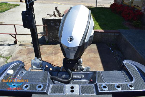 2017 Triton boat for sale, model of the boat is 206 Allure & Image # 45 of 46