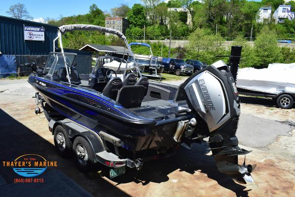 2017 Triton boat for sale, model of the boat is 206 Allure & Image # 46 of 46