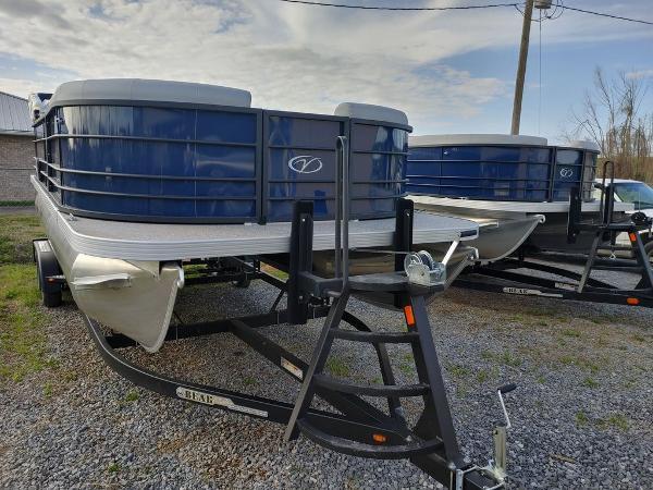 2021 Veranda boat for sale, model of the boat is VIST20RC Bi-Toon & Image # 7 of 10