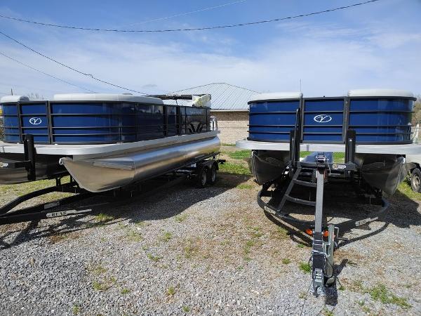 2021 Veranda boat for sale, model of the boat is VIST20RC Bi-Toon & Image # 8 of 10