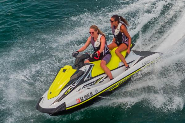 2019 Yamaha boat for sale, model of the boat is VX & Image # 2 of 15