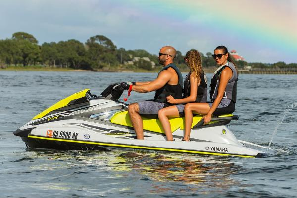 2019 Yamaha boat for sale, model of the boat is VX & Image # 6 of 15