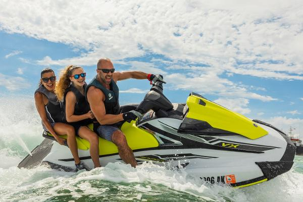 2019 Yamaha boat for sale, model of the boat is VX & Image # 7 of 15