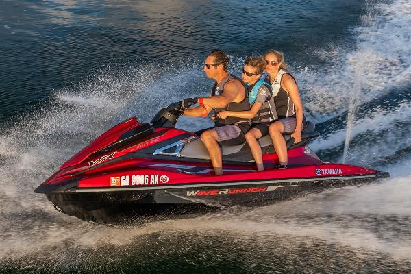 2019 Yamaha boat for sale, model of the boat is VX Limited & Image # 3 of 14