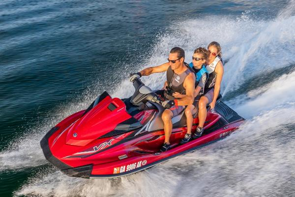 2019 Yamaha boat for sale, model of the boat is VX Limited & Image # 1 of 14