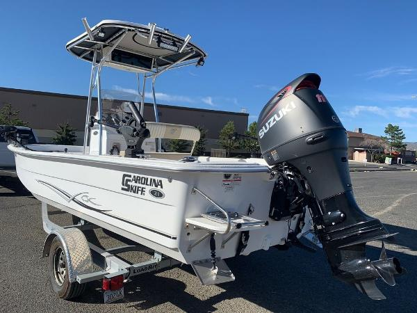 2016 Carolina Skiff boat for sale, model of the boat is DLX Series 21 & Image # 2 of 19