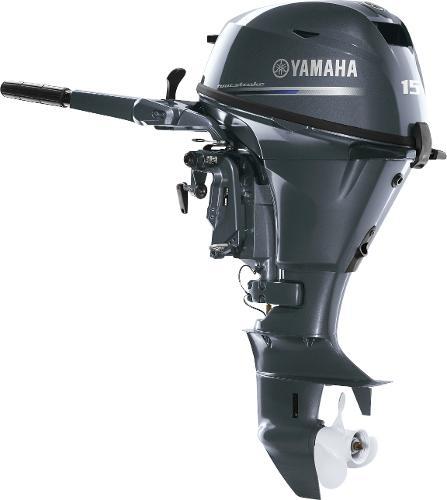 2021 YAMAHA F15LMHA image