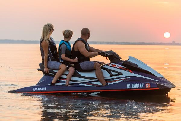 2019 Yamaha boat for sale, model of the boat is VX Cruiser HO & Image # 5 of 14
