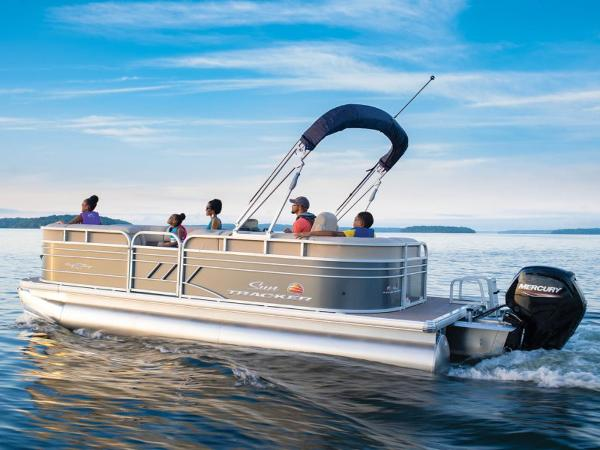 2021 Sun Tracker boat for sale, model of the boat is PB 20 & Image # 1 of 1