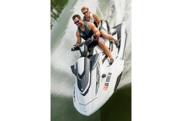2019 Yamaha boat for sale, model of the boat is FX Cruiser HO & Image # 5 of 13