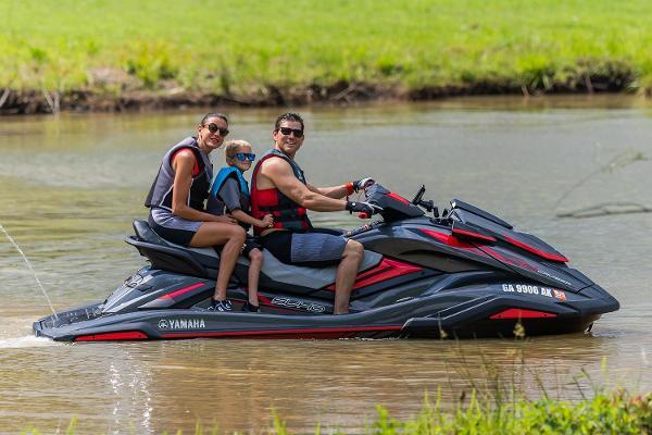 2019 Yamaha boat for sale, model of the boat is FX Cruiser SVHO & Image # 4 of 14