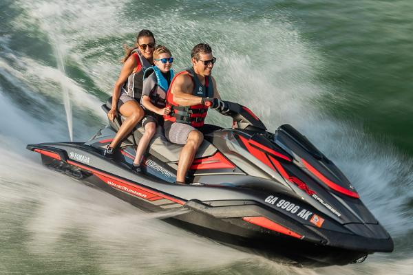 2019 Yamaha boat for sale, model of the boat is FX Cruiser SVHO & Image # 2 of 14