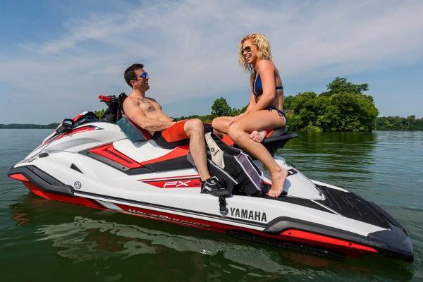 2019 Yamaha boat for sale, model of the boat is FX Cruiser SVHO & Image # 5 of 14