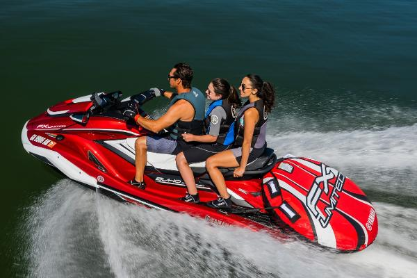 2019 Yamaha boat for sale, model of the boat is FX Limited SVHO & Image # 2 of 14