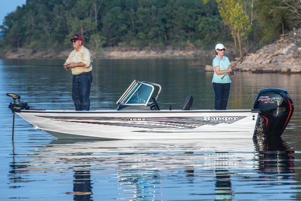 2018 Ranger Boats boat for sale, model of the boat is VS1682 WT & Image # 3 of 14