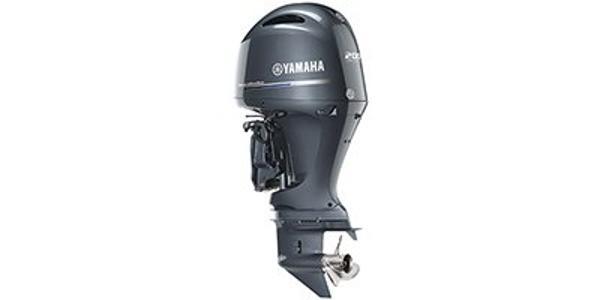2021 Yamaha Outboards F200XB image