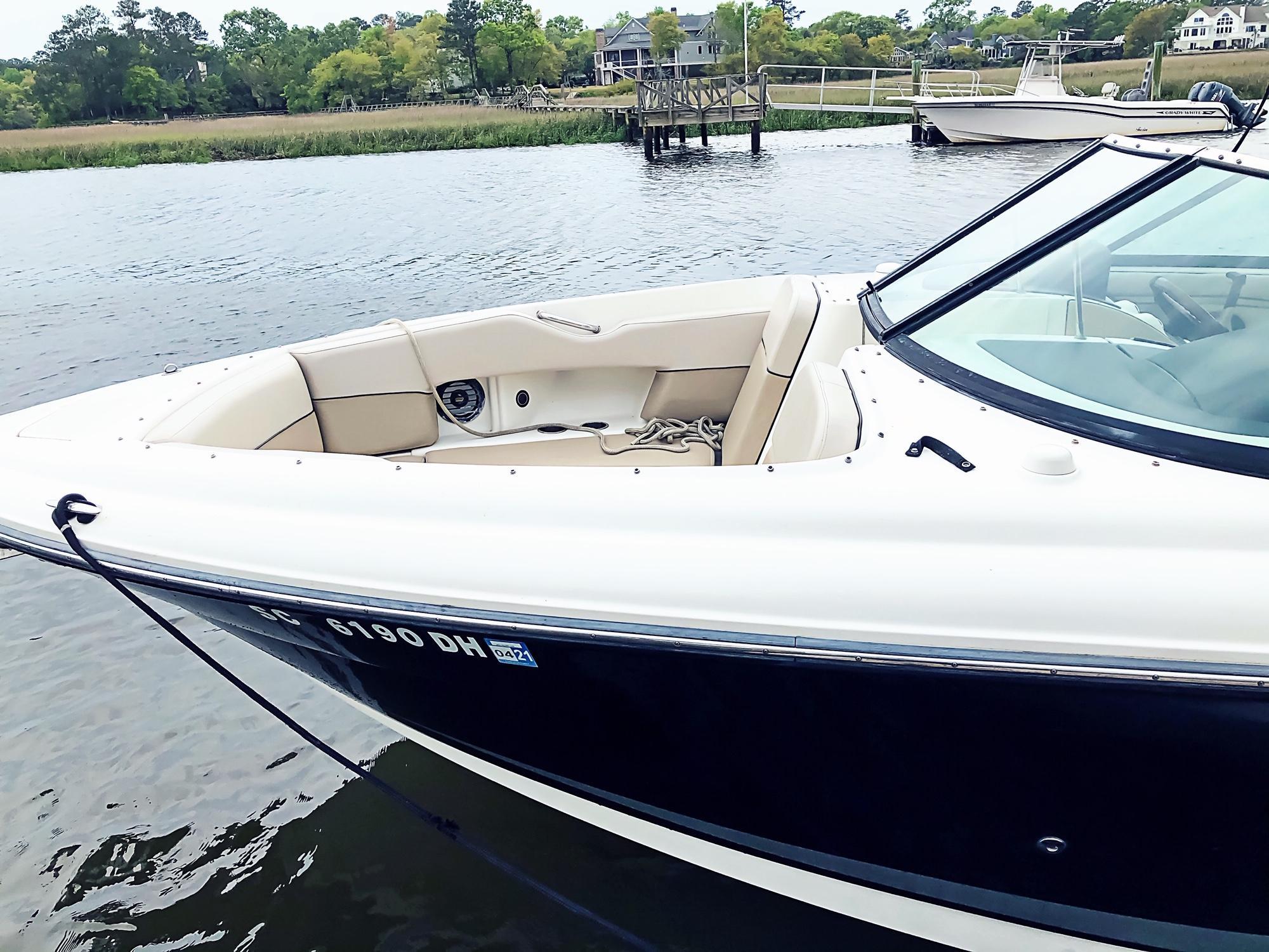Sea Ray 270 SLX - Bow