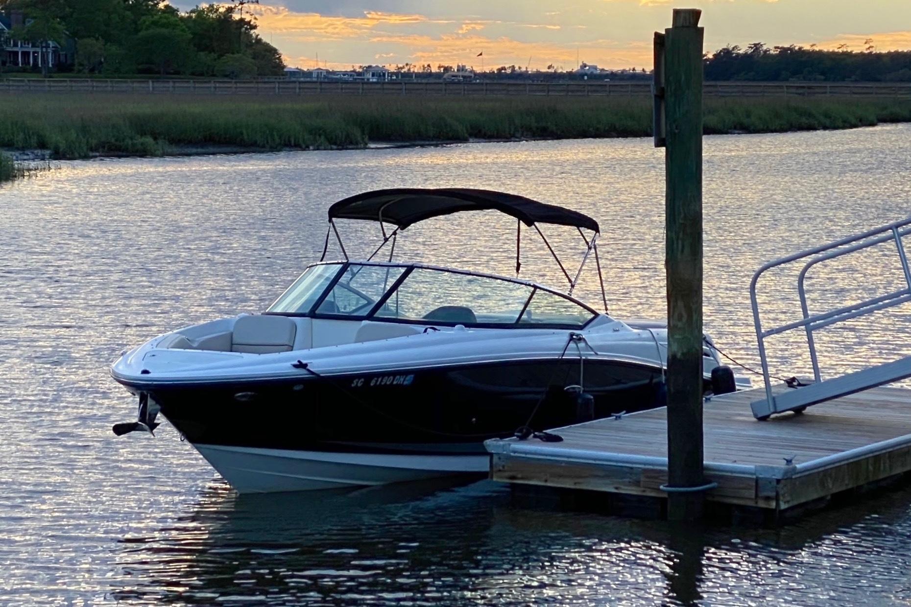 Sea Ray 270 SLX - Profile
