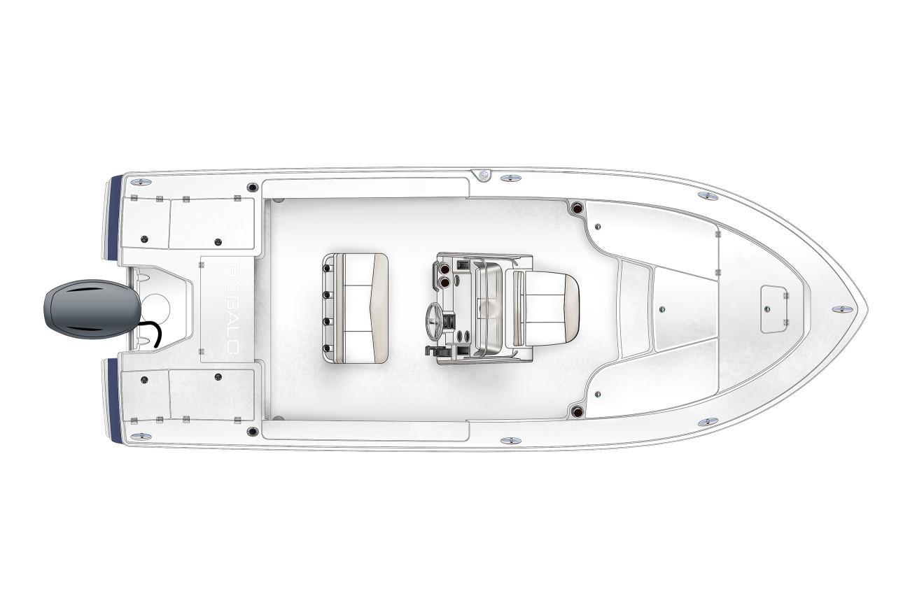 Robalo 226 Cayman 2021 12