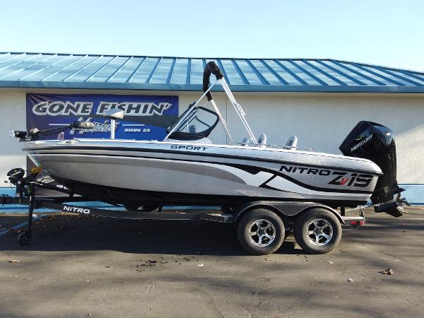 2021 Nitro boat for sale, model of the boat is ZV19 Sport Pro & Image # 1 of 14