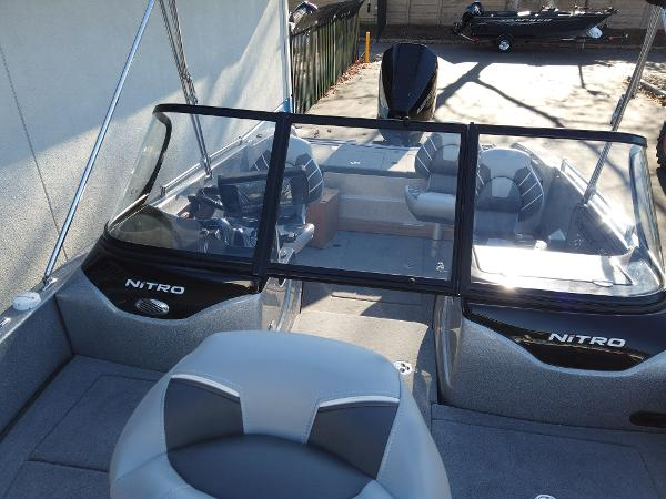 2021 Nitro boat for sale, model of the boat is ZV19 Sport Pro & Image # 13 of 14