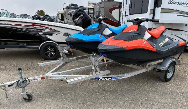 2017 SEA DOO PWC SPARK for sale