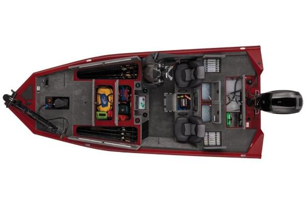 2021 Tracker Boats boat for sale, model of the boat is Pro Team™ 195 TXW Tournament Ed. & Image # 4 of 36