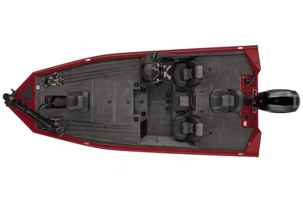 2021 Tracker Boats boat for sale, model of the boat is Pro Team™ 195 TXW Tournament Ed. & Image # 28 of 36