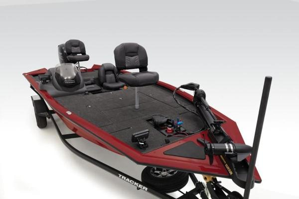 2021 Tracker Boats boat for sale, model of the boat is Pro Team™ 195 TXW Tournament Ed. & Image # 32 of 36