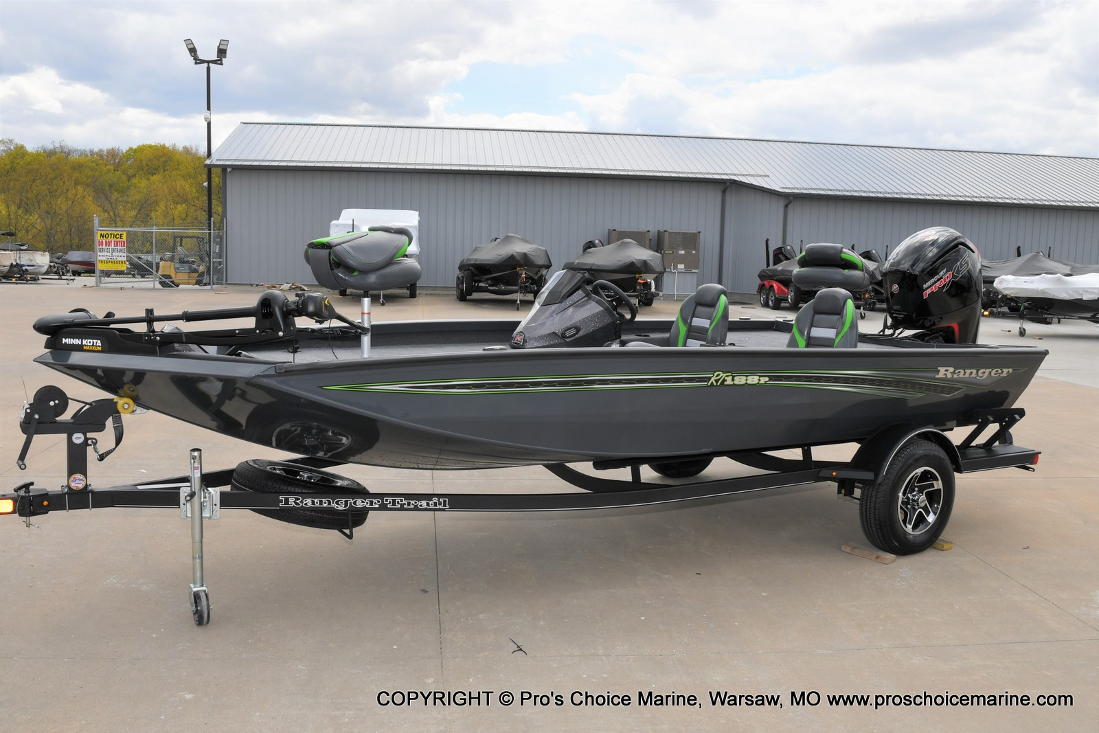 2021 Ranger Boats boat for sale, model of the boat is RT188P w/115HP Pro-XS Command Thrust & Image # 19 of 50