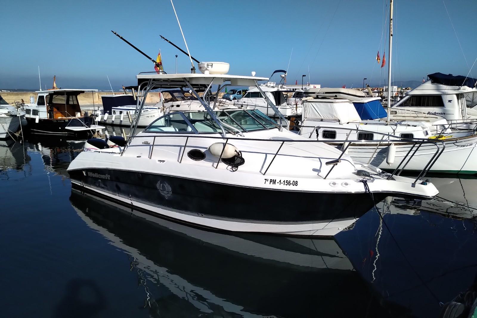 Wellcraft 270 Coastal (De ocasión)