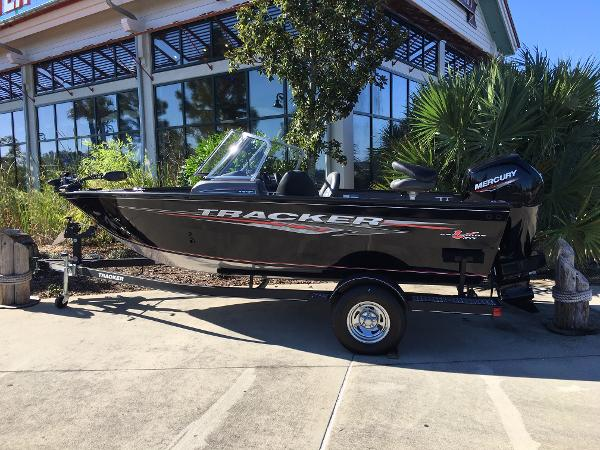 2020 Tracker Boats boat for sale, model of the boat is Pro Guide V-165 WT & Image # 3 of 8