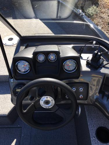 2020 Tracker Boats boat for sale, model of the boat is Pro Guide V-165 WT & Image # 5 of 8