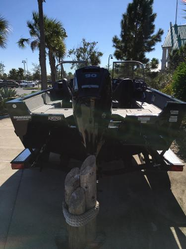 2020 Tracker Boats boat for sale, model of the boat is Pro Guide V-165 WT & Image # 8 of 8