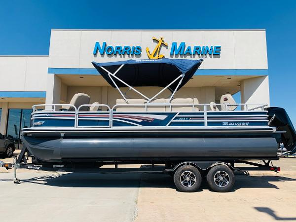 2021 Ranger Boats boat for sale, model of the boat is Reata 223F & Image # 2 of 38
