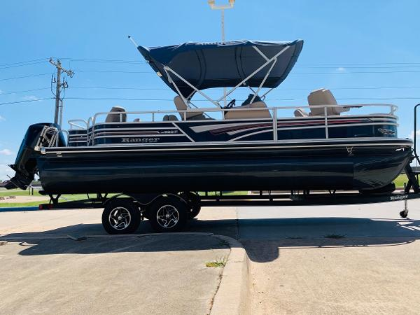 2021 Ranger Boats boat for sale, model of the boat is Reata 223F & Image # 4 of 38