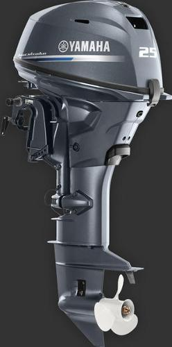 2021 Yamaha Outboards F25LWTC 20