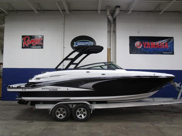 2021 Monterey boat for sale, model of the boat is M6 & Image # 1 of 47