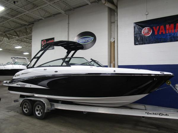 2021 Monterey boat for sale, model of the boat is M6 & Image # 2 of 47