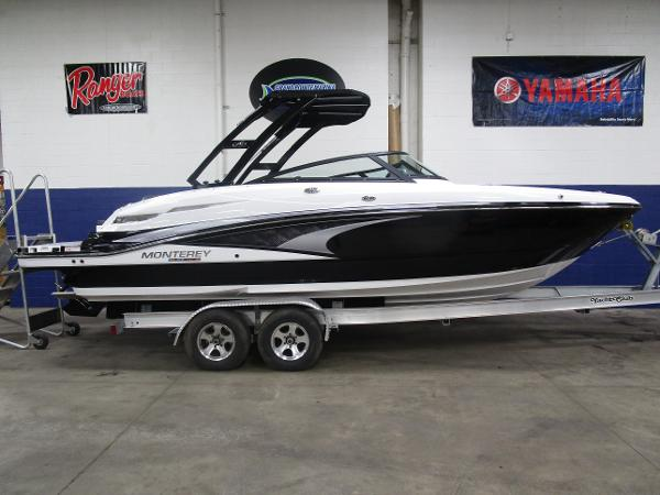 2021 Monterey boat for sale, model of the boat is M6 & Image # 47 of 47