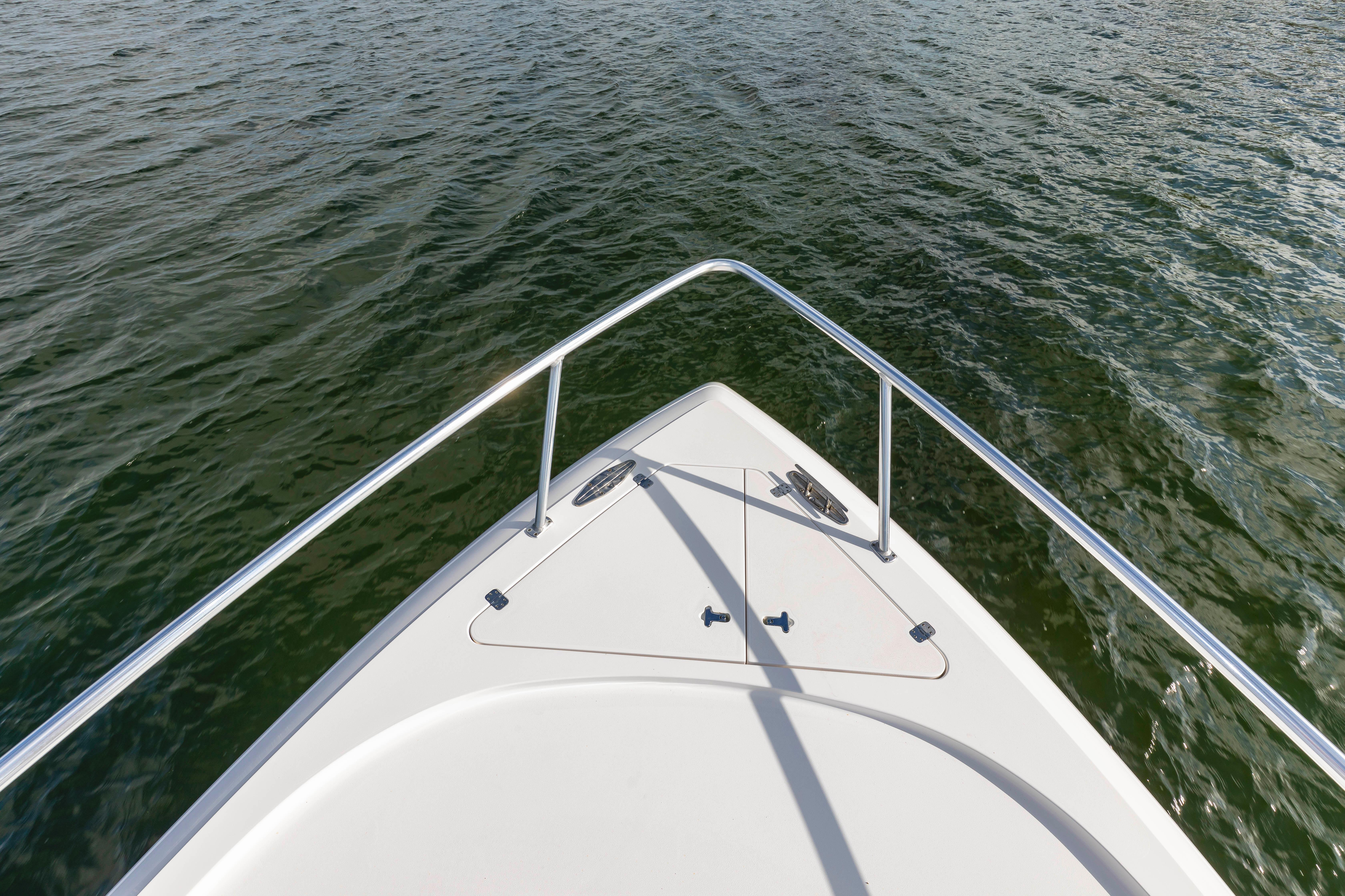 2012 Intrepid 475 Sport Yacht