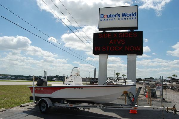 2005 Kenner boat for sale, model of the boat is Nitro Bay & Image # 1 of 9