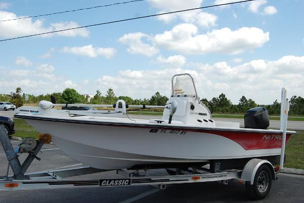 2005 Kenner boat for sale, model of the boat is Nitro Bay & Image # 9 of 9