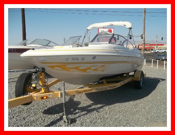 2005 GLASTRON 18 for sale