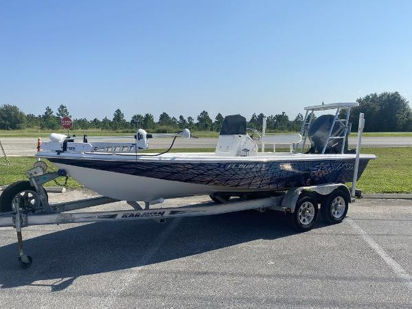2005 Sea Fox boat for sale, model of the boat is Flats & Image # 1 of 8