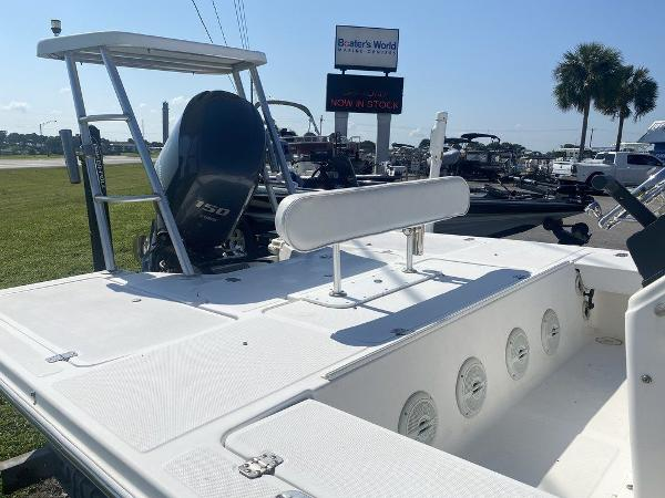 2005 Sea Fox boat for sale, model of the boat is Flats & Image # 8 of 8
