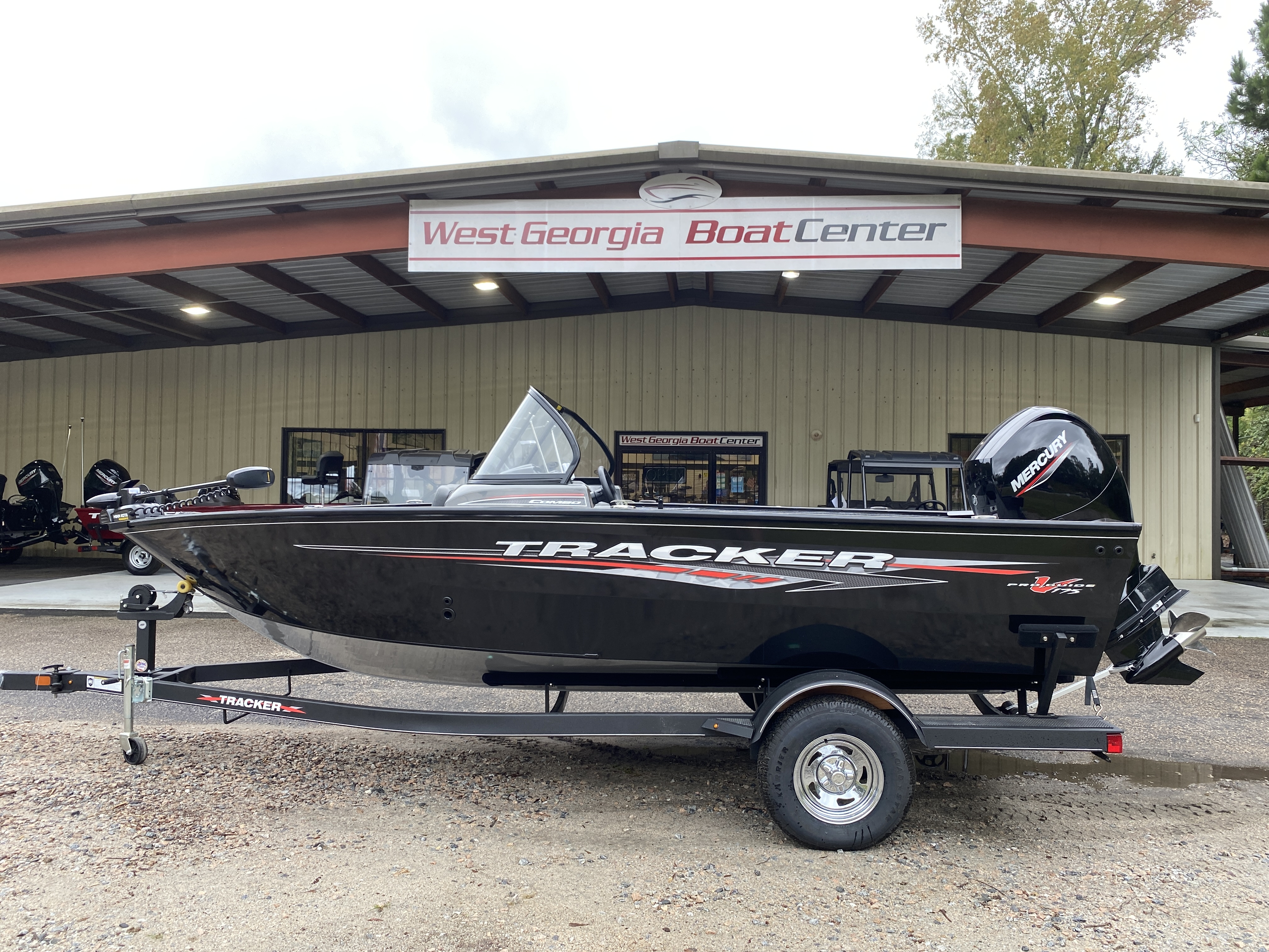 2021 Tracker Boats boat for sale, model of the boat is Pro Guide V175 CB w/150XL 4S & Image # 1 of 43