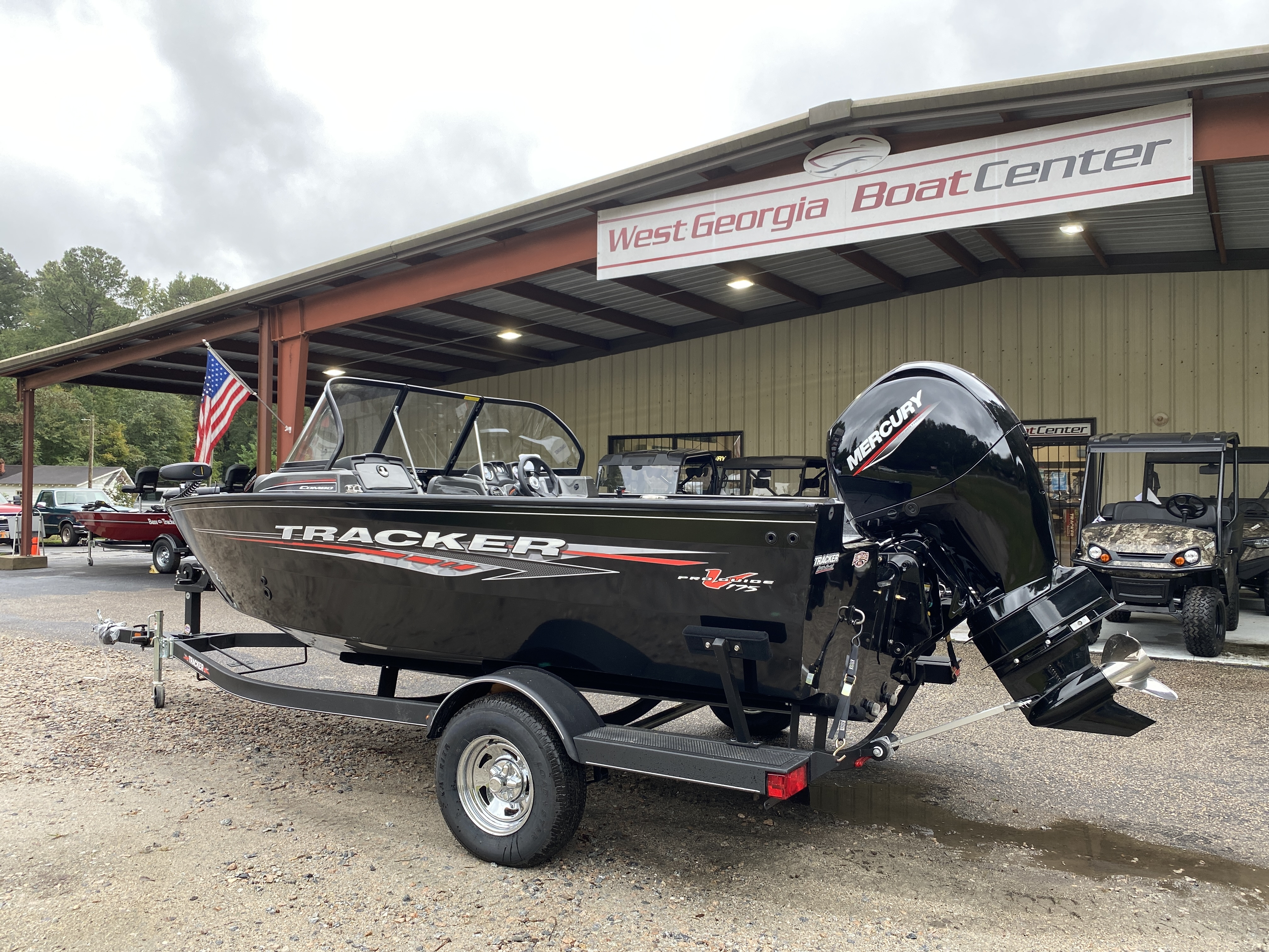 2021 Tracker Boats boat for sale, model of the boat is Pro Guide V175 CB w/150XL 4S & Image # 6 of 43