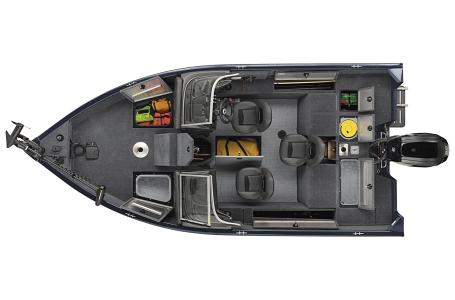 2021 Tracker Boats boat for sale, model of the boat is Pro Guide V175 CB w/150XL 4S & Image # 12 of 43