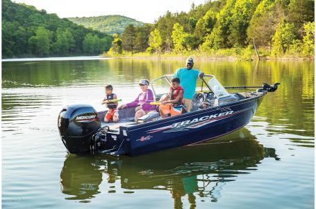 2021 Tracker Boats boat for sale, model of the boat is Pro Guide V175 CB w/150XL 4S & Image # 14 of 43